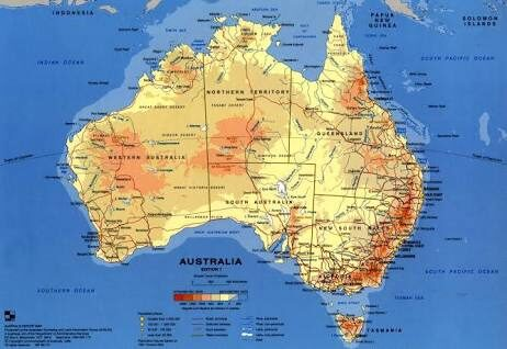 La doppia faccia dell'Australia in 3 facce – The double face of Australia in three faces