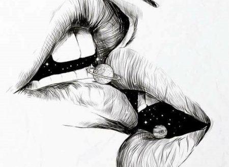 """Un bacio senza """"bacio""""."""