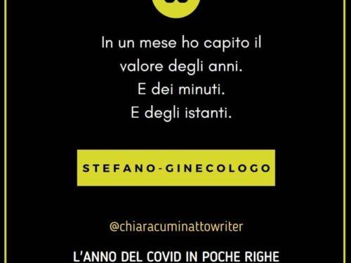 Il Covid in poche righe: Stefano-Ginecologo