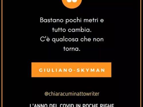 Il Covid in poche righe: Giuliano-Skyman